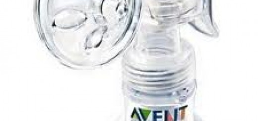 Philips Avent Manual Breast Pump New