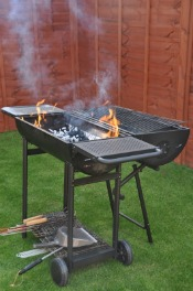 barbecue safety tips kids
