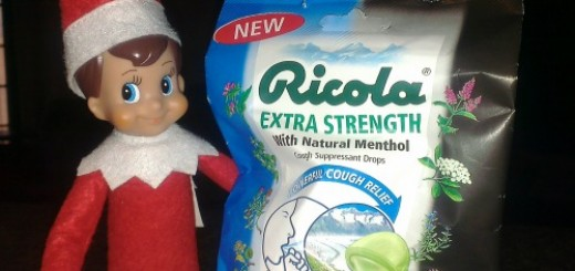 Rascal Elf on the Shelf Sick Day Coughing