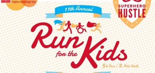 Easter Seals 11th Annual Run for the Kids Superhero Hustle