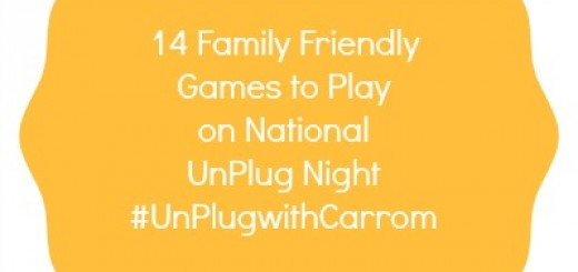 14 Family Friendly Games to Play on National Unplug Night October 16
