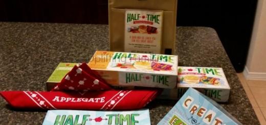 AppleGate Half Time Lunch Meals Moms Dream Team