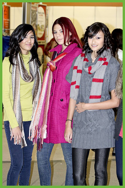 Fashion trends for teenage girls