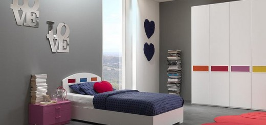 Ideas for Low Cost Kids' Room Interior Design