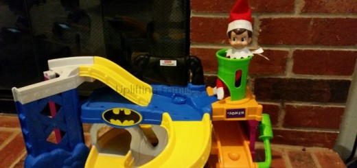 Elf on the Shelf Ideas Toy Testing