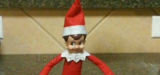 Rascal Elf on the Shelf Takes Ice Bucket Challenge