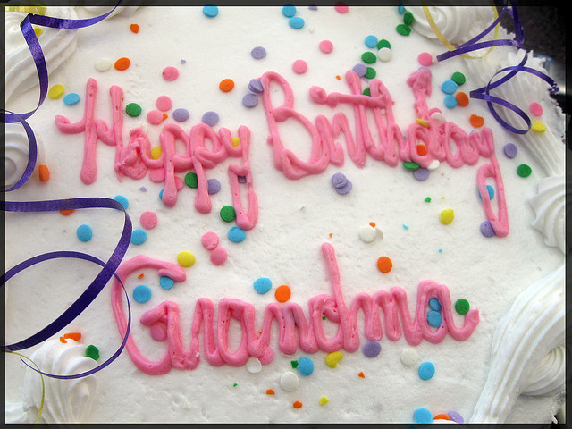 How to make grandma 39 s birthday extra special for What to buy grandmother for birthday