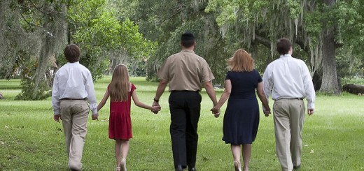 10 Tips for Surviving a Military Deployment with Children #ConnectDuracell #Sponsored