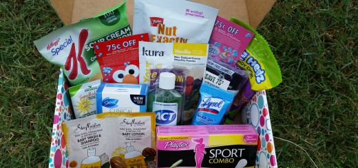 August PINCHme Sample Box - Get Your Samples Too!