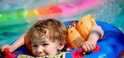 Summer Fun: Turning Children into Confident Swimmers