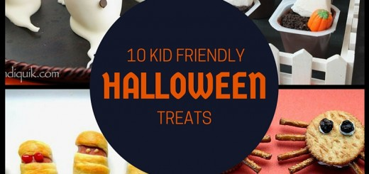 10 Kid Friendly Halloween Treats