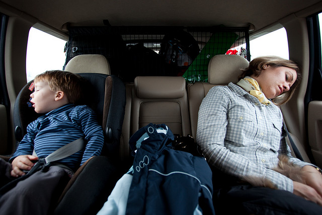 10 Tips For A Stress Free Family Road Trip