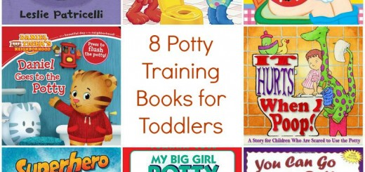 8 Potty Training Books for Toddlers