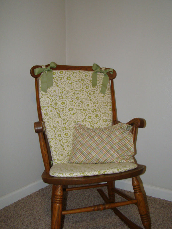Comfortable Chair for Using Breast Pump