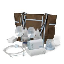 irst Years MiPump Double Electric Breast Pump