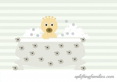 Bathtub Baby