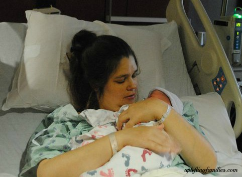 What to Expect During Your Postpartum Stay After a C-Section Delivery