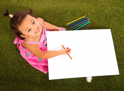 Toddler Coloring or Drawing