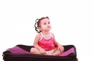 Will I Need A Suitcase Instead of a Diaper Bag?