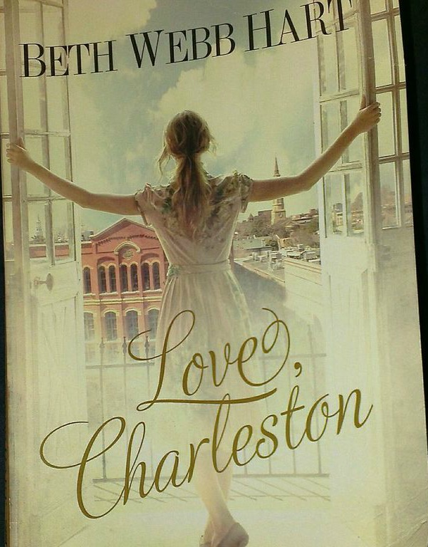 love charleston book
