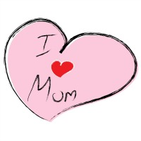 I Love Mom - Mother's Day