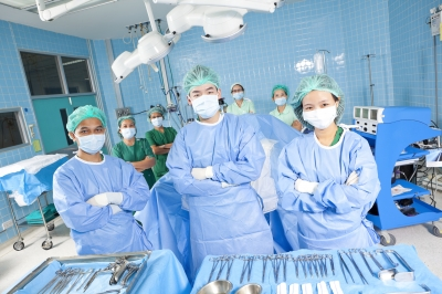 Cochlear Implant Surgery Team