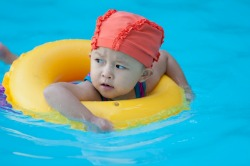 pool safety parents young children