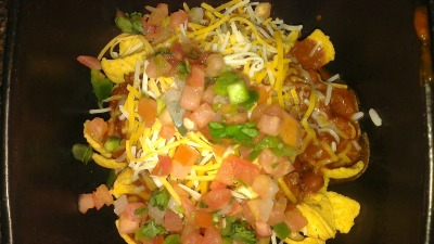 Frito Pie with Rice Recipe