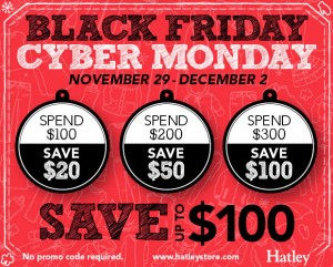Hatley Black Friday Image