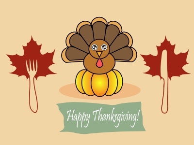 Happy Thanksgiving From Uplifting Families