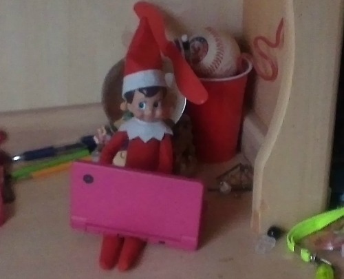 Rascal Elf on the Shelf Ideas DSI