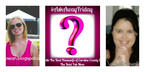 ASKAWAYFRIDAY with Sarah from Small Town Iowa Family