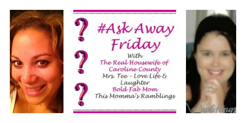 AskawayFriday with Layana from Raising Reagan