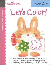 Lets Color Workbook