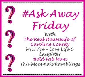 #AskawayFriday Blog Hop