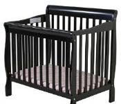 Dream On Me 3 in 1 Aden Convertible Mini Crib