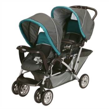 Graco DuoGlider Clasic Double Stroller for Twins