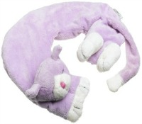 Spa Comforts Cuddle Cat Lavender Hot Cold Collar Warp