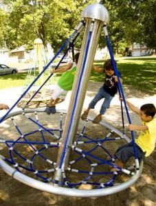Choose Safe Playground Equipment for Your Backyard