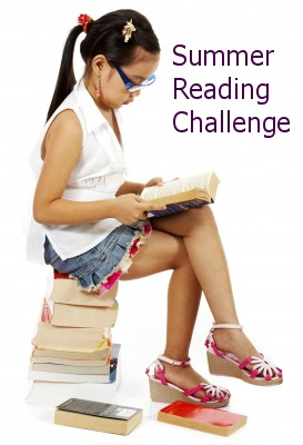 Summer Reading Challenge And Free Book Log Printable