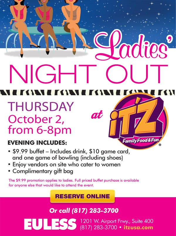 Ladies Night Out ITz