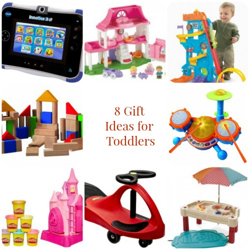 8 Gift Ideas for Toddlers