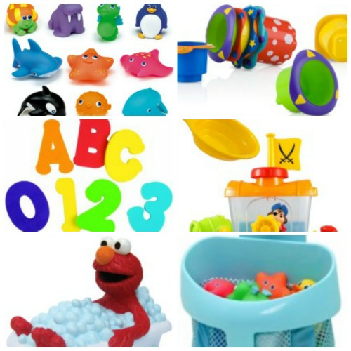 Six Bath Time Activities for Babies and Toddlers
