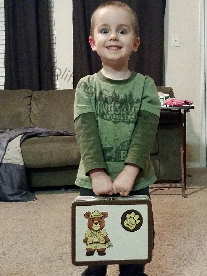 Give Your Child the Gift of Learning with Animal Trackers Club