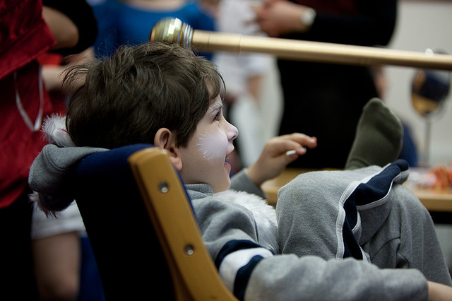 The Magic of Taking your Child to Their First Pantomime or Theater Performance