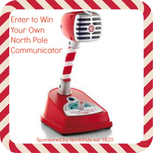 North Pole Communicator Giveaway