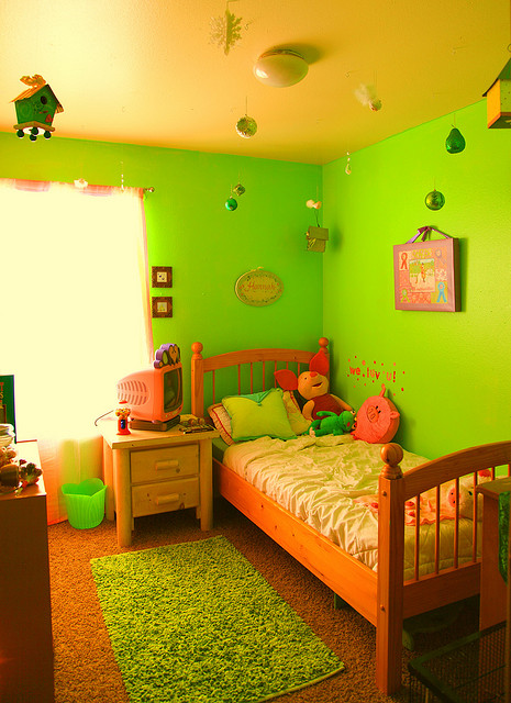 Get Creative With These Easy and Affordable Kid's Room Decorating Ideas