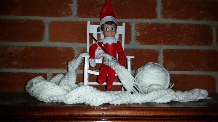 Rascal Crochets Scarf