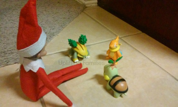 elf on the shelf, elf on the shelf ideas, elf on the shelf pranks, #elfontheshelf