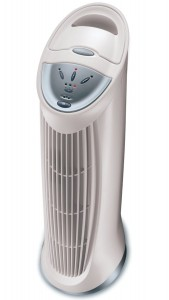 Honeywell QuietClean Tower Air Purifier with Permanent Filter, HFD-110